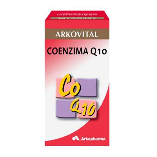 Arkovital Coenzima Q10, 45 cápsulas ! Farmaconfianza