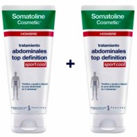 Somatoline Cosmetic Hombre Top Definition Sport Cool, 2x200ml ! Farmaconfianza