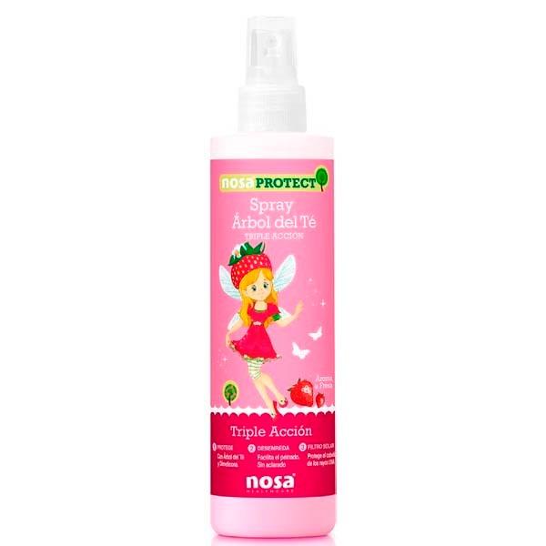 NOSA Spray Árbol del Té Rosa, 250 ml. | Farmaconfianza