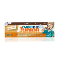 Fluor·Kin Junior Gel Cola, 75ml ! Farmaconfianza
