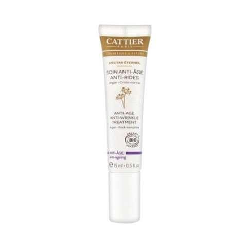Cattier Mini Crema Antiarrugas Nectar Eternel, 30 ml