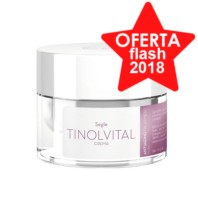 Segle Clinical Tinolvital Crema Antienvejecimiento, 50 ml | Farmaconfianza