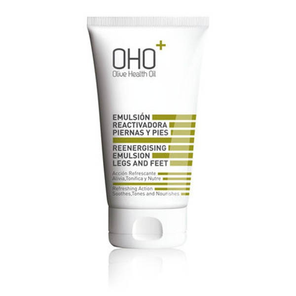 OHO+ Emulsión Reactivadora Piernas y Pies 150 ml ! Farmaconfianza