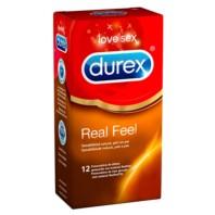Durex Real Feel, 12 Preservativos | Farmaconfianza