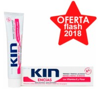 Kin Pasta Dental Encías, 125 ml. | Farmaconfianza