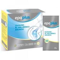 EPAPLUS Colágeno + Hialurónico + Magnesio + Vitaminas, 14 sobres