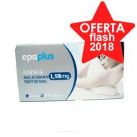 EPAPLUS Forte Melatonina 1,98 mg + Triptófano, 60 cápsulas ! Farmaconfianza