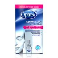 Optrex ActiMist Spray Ojos Secos e Irritados, 10 ml.   Farmaconfianza
