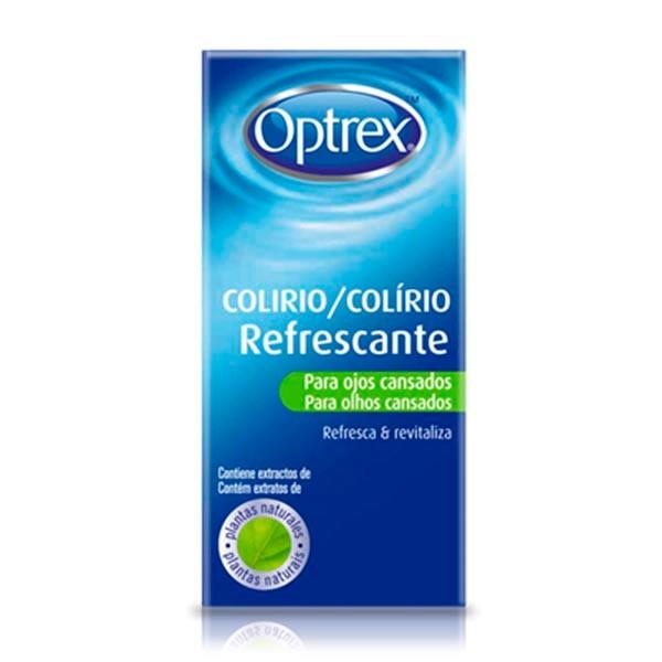 Optrex Colirio Refrescante Ojos Cansados, 10 ml. | Farmaconfianza
