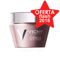 Vichy Idéalia Skin Sleep Bálsamo Gel Reparador de Noche, 50 ml