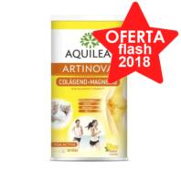 Aquilea Artinova Colágeno + Magnesio + Ácido Hial. + Vitamina C sabor limón, 375 g