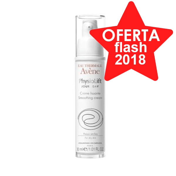 Avène PhysioLift Crema alisante antiarrugas, 30 ml