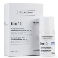 Bella Aurora Bio10 Fluido Anti-Manchas Piel Normal-Seca, 30 ml - Ítem1