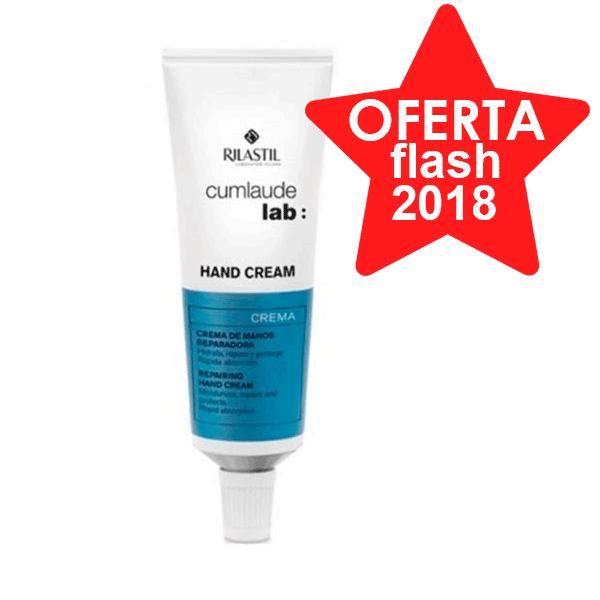 Cumlaude Lab Rilastil, Crema De Manos Reparadora, 30ml. | Farmaconfianza