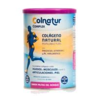 Colnatur Complex, Colágeno con Magnesio, Vitamina C y Ácido Hialurónico, sabor frutos del bosque 330 g