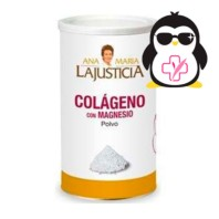 Ana María LaJusticia Colágeno más Magnesio, polvo 350 g