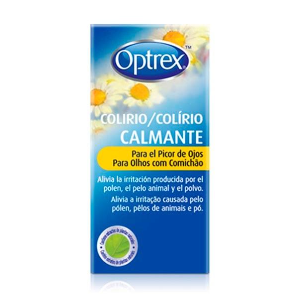 Optrex Colirio Calmante Alergia, 10 ml. | Farmaconfianza