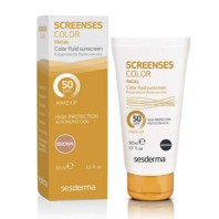 Sesderma Screenses Fotoprotector Crema Color Brown ! Farmaconfianza