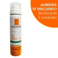 La Roche Posay Anthelios Bruma Fresca Invisible SPF50, 75ml. | Farmaconfianza
