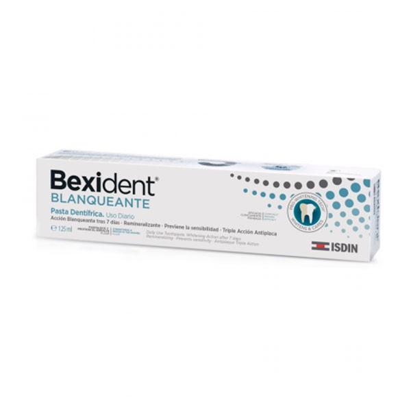 ISDIN Bexident Pasta Dentífrica Blanqueante, 125 ml | Farmaconfianza