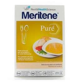 Meritene de Nestlé Puré Delicias de Pavo a la Jardinera, 450 gr. ! Farmaconfianza