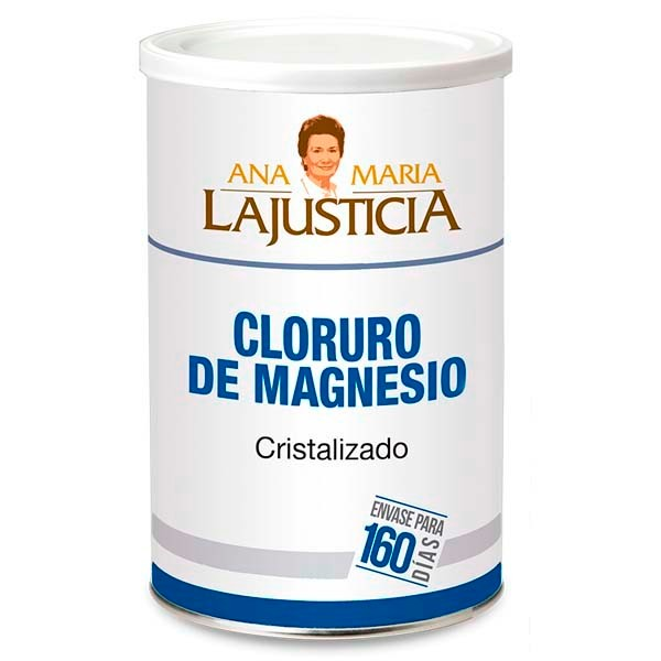 El Cloruro de Magnesio tiene propiedades beneficiosas: alivia el cansancio y la fatiga, mantiene dientes y huesos en buenas condiciones, ayuda al funcionamiento normal de músculos. Al mejor precio en Farmaconfianza.