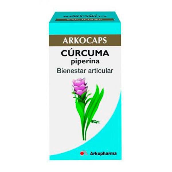 Arkocaps Cúrcuma, 45 cápsulas ! Farmaconfianza