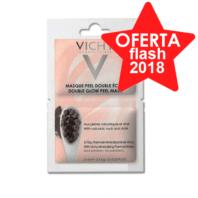 Vichy, Mascarilla Luminosidad Doble Peeling, 2 sobres x 6 ml.   Farmaconfianza
