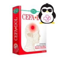 ESI CEFADOL con vitamina B6 y Magnesio, 30 cápsulas