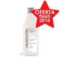 Mussvital Essentials Gel de Baño Purificante Fórmula Original, 750 ml.