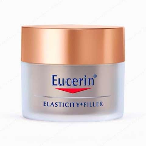 EUCERIN Elasticity + Filler Crema de noche, 50 ml. ! Farmaconfianza