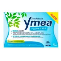 Ymea Menopausia Doble Acción Vientre Plano, 64 cápsulas ! Farmaconfianza