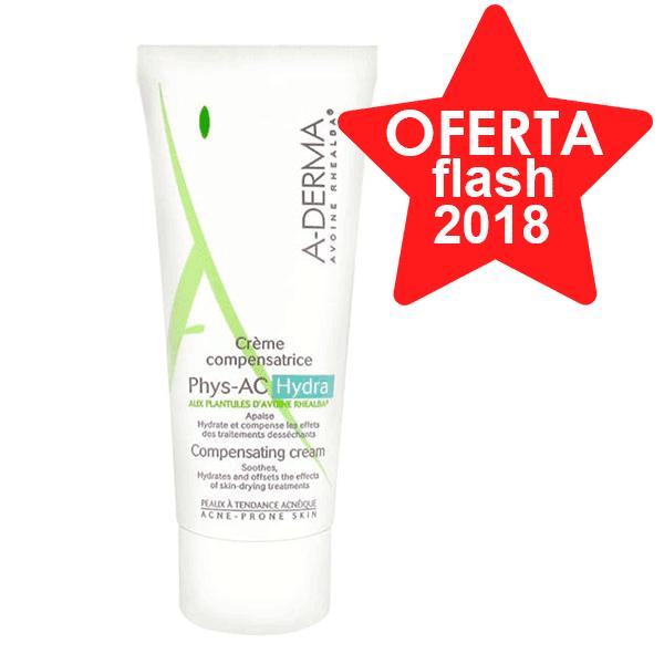Aderma Phys-AC Hydra Crema, 40 ml|Farmaconfianza