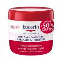 EUCERIN pH5 Skin-Protection Bálsamo Nutritivo + 50% gratis, 450 ml. ! Farmaconfianza