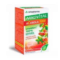 Arkopharma Arkovital Acerola, 1000, 30 comprimidos | Compra Online