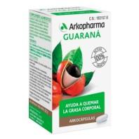 Arkocápsulas Guaraná 84 cápsulas | Farmaconfianza