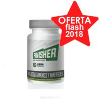 Finisher Multivitamínico y Minerales, 60 cápsulas | Farmaconfianza