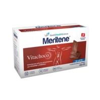 Meritene de Nestlé Vitachoco Chocolate con Leche, 30 tabletas ! Farmaconfianza
