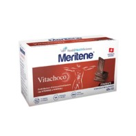 Meritene de Nestlé Vitachoco Chocolate Negro, 30 tabletas ! Farmaconfianza