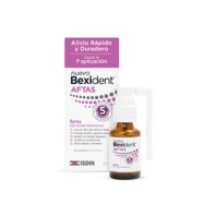 Bexident Aftas Spray Acido Hialurónico, 15 ml | Farmaconfianza