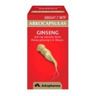Arkocápsulas Ginseng, 84 cápsulas ! Farmaconfianza