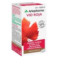 Arkocápsulas Vid Roja, 84 cápsulas | Farmaconfianza