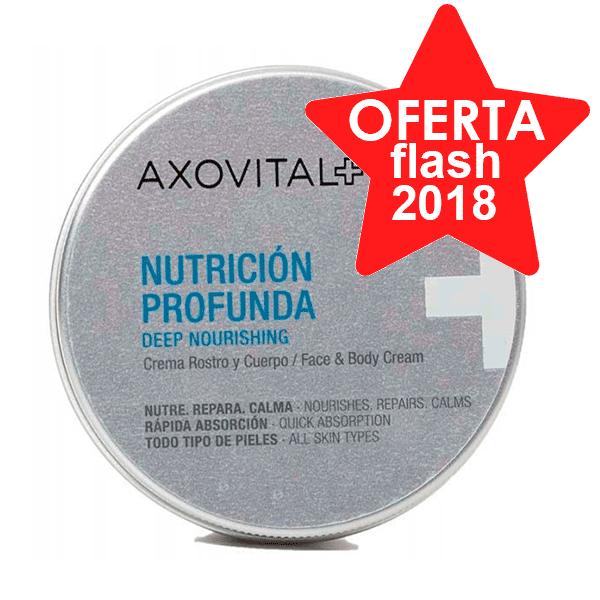 Axovital Nutrición Profunda Crema Rostro y Cuerpo, 150 ml|Farmaconfianza
