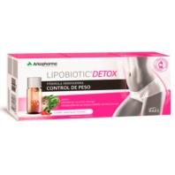 Arko Lipobiotic Detox 4,3,2,1, 7 ampollas ! Farmaconfianza