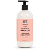 SOIVRE Cosmetics Champú Sin Sulfatos y Sin Fosfatos, 500 ml. ! Farmaconfianza