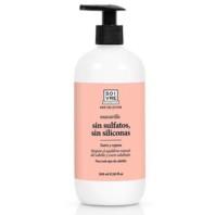 SOIVRE Cosmetics Mascarilla Sin Sulfatos y Sin Fosfatos, 500 ml. ! Farmaconfianza