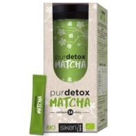 Siken PurDetox Matcha Sticks, 14 ud. ! Farmaconfianza