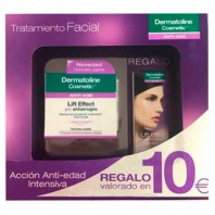 Dermatoline Cosmetic Lift Effect Gel Antiarrugas 50 ml + REGALO Serum Reparador 8 ml ! Farmaconfianza