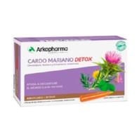 Arkofluido Cardo Mariano, 20 ampollas ! Farmaconfianza