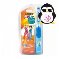 Lacer Efficare Cepillo Eléctrico Junior Azul | Farmaconfianza | Farmacia Online